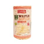 Good Food, Castello Bio Organic Wafle kukurydziane z solą morską z Lidla, copyright Olga Kublik