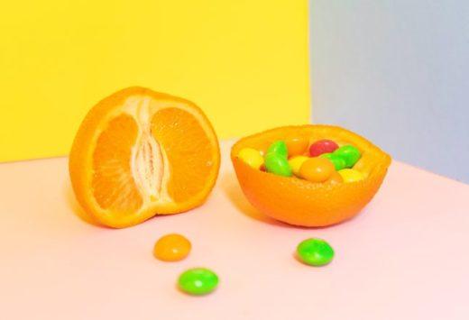Zakupy słodyczy listopad 2020 rok