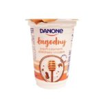 Danone, Lagodny jogurt z ziarnami, orzechami i miodem, copyright Olga Kublik