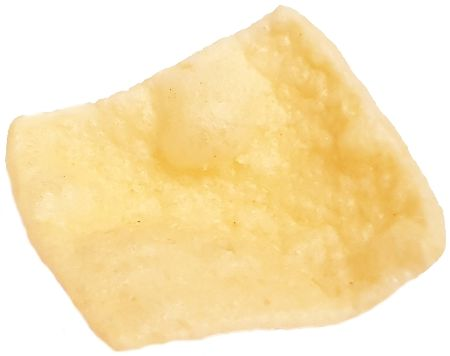 Eat Real, Lentil Chips Sea Salt Flavour wegańskie chrupki z soczewicy, copyright Olga Kublik