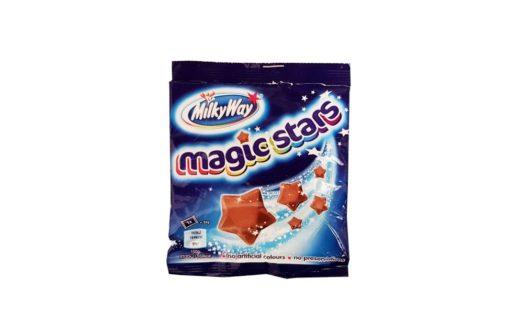 Mars, Milky Way magic stars magiczne gwiazdki czekoladowe, copyright Olga Kublik