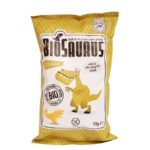 McLloyd's, BioSaurus Cheese ekologiczne chrupki kukurydziane serowe, copyright Olga Kublik