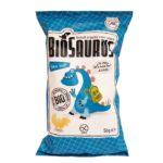 McLloyd's, BioSaurus Sea Salt ekologiczne chrupki kukurydziane solone, copyright Olga Kublik