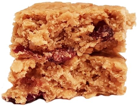 First Quality Foods, Ma Baker Giant Bar Rolled Oats Cranberry Flapjack, copyright Olga Kublik