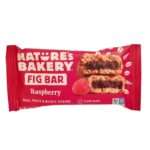 Nature's Bakery, Fig Bar Raspberry baton figowy z malinami, copyright Olga Kublik