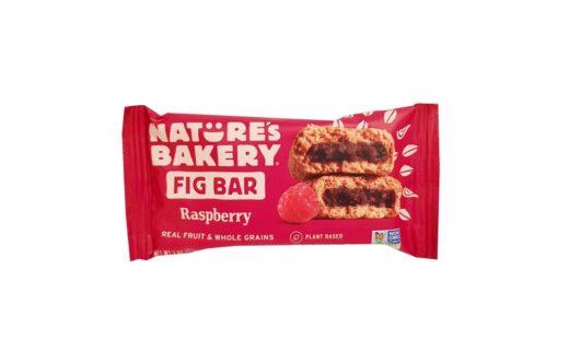 Nature's Bakery, Fig Bar Raspberry baton figowy z malinami, copyright Olga Kublik