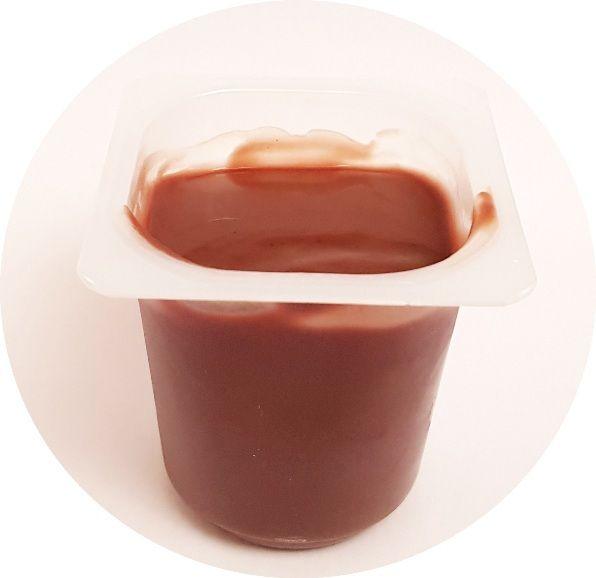 Zott, Serduszko Pudding o smaku czekoladowym, copyright Olga Kublik