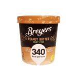 Breyers, Peanut Butter Vegan Dairy Free 340 kcal, copyright Olga Kublik