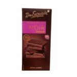 Das Exquisite, Czekolada gorzka Noir Extra Dunkel 78% cacao Rossmann, copyright Olga Kublik
