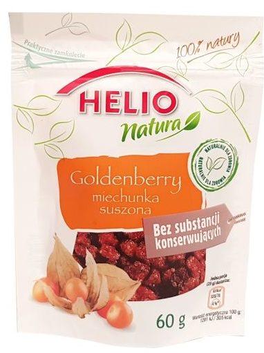 Helio, Natura Goldenberry Miechunka suszona, copyright Olga Kublik