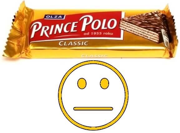 Słodycze w Polsce - Prince Polo nie jest polski - living on my own blog