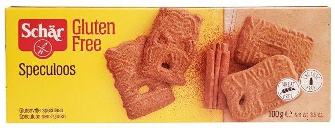 Schar, Gluten Free Speculoos ciastka korzenne bez glutenu, copyright Olga Kublik