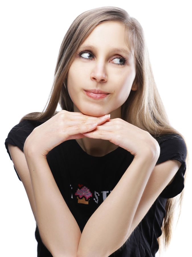 Olga Kublik - właścicielka bloga Living On My Own