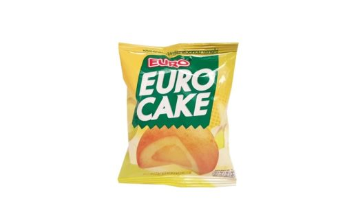 Euro, Euro Cake Banana, copyright Olga Kublik