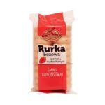 Eurowafel, Rurka bezowa o smaku truskawkowym, copyright Olga Kublik