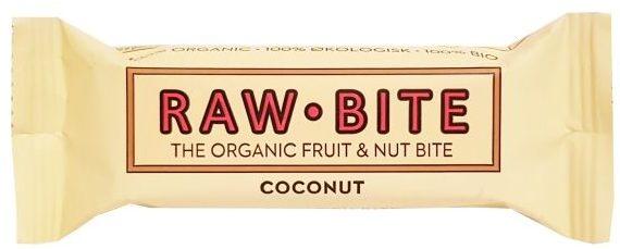 Raw Bite, Coconut, copyright Olga Kublik