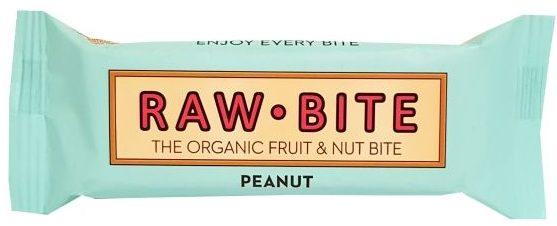 Raw Bite, Peanut, copyright Olga Kublik