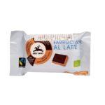 Alce Nero, Farro Ciock Al Latte ekologiczne herbatniki orkiszowe z czekoladą mleczną, copyright Olga Kublik