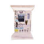Good Stuff, Flax Chips sea salt ekologiczne chipsy z siemienia lnianego solone, copyright Olga Kublik