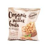 Biopont, Organic millet balls Peanut Flavoured, copyright Olga Kublik