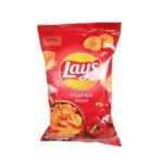 Frito Lay, Lay's Paprika flavoured chipsy paprykowe, copyright Olga Kublik