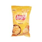 Frito Lay, Lay's Salted flavoured chipsy solone, copyright Olga Kublik