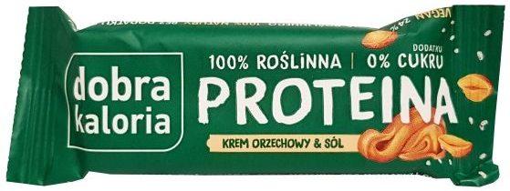 Kubara, Dobra Kaloria Proteina Krem orzechowy Sól, copyright Olga Kublik