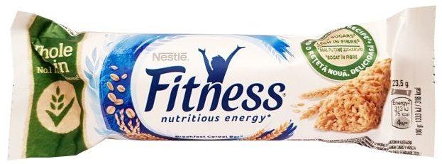 Nestle, Fitness – batonik, copyright Olga Kublik