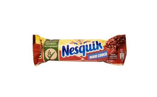 Nestle, Nesquik Maxi Choc batonik, copyright Olga Kublik