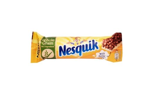 Nestle, Nesquik batonik, copyright Olga Kublik