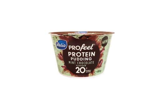 Valio, PROfeel Protein Pudding Mint Chocolate Flavour, copyright Olga Kublik