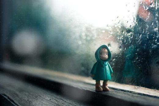 Co robić, kiedy pada deszcz?